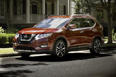 2019 Nissan Rogue_front_left