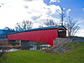 PERRY COUNTY COVERED BRIDGE & WINE TOUR
